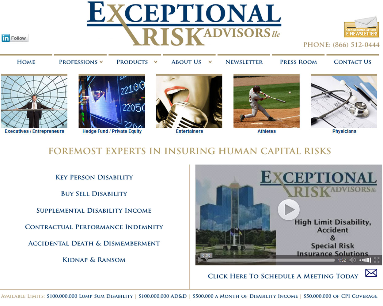 Exceptional Risk Advisors