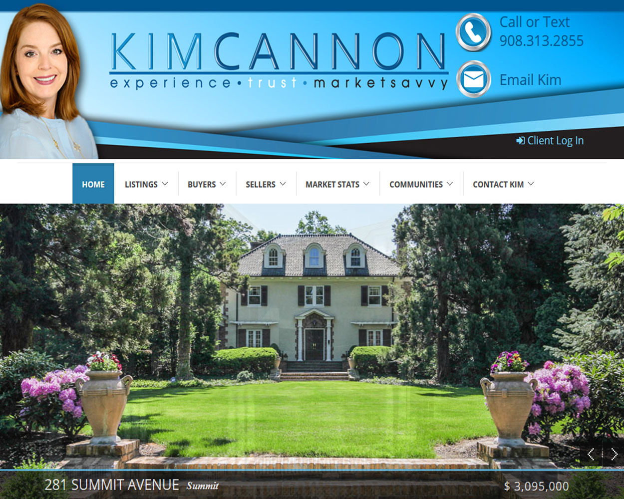 Kim Cannon - Coldwell Banker