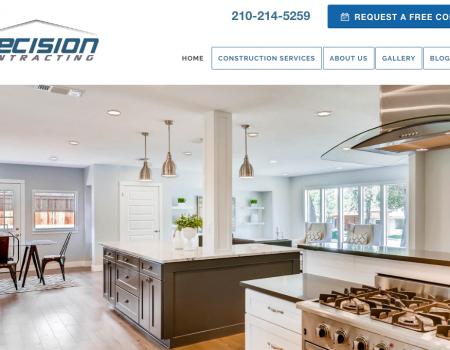 Texas Contractor Web Design
